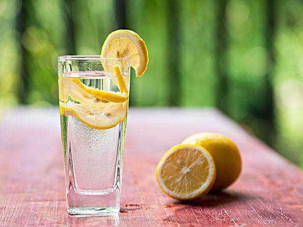 坚决打败肾结石列强 柠檬蜂蜜水的功效